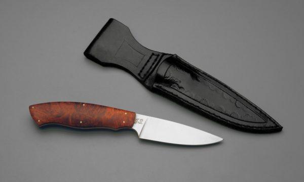 Maple Cape II Sheath Crafting Knife