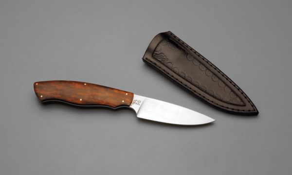 Cape II Sheath Carbon Knife