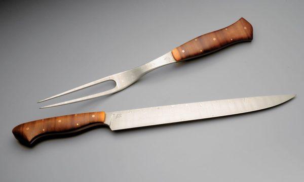 Carving Pair Poplar Chefs Knife Brands