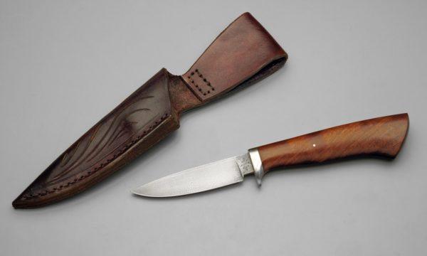 Master Bladesmith Sheath Hunting Blade