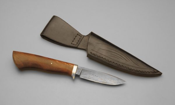 Customized Sheath Hunting Knife
