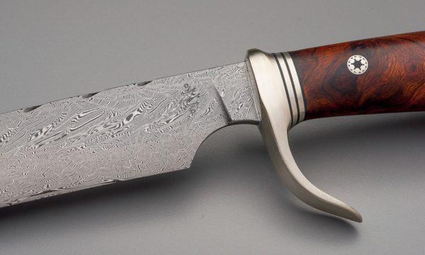 Hand Forged Gazelle Kitchen Knife