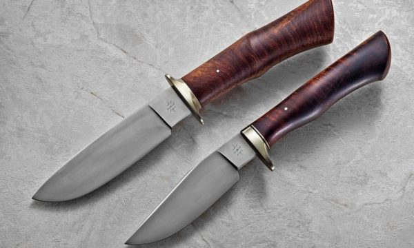 Scout & Wee Kitchen Knife Design